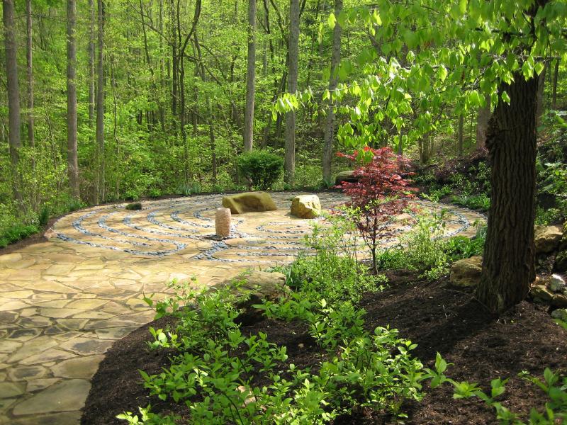 Boyd Residence Labyrinth