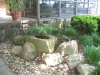 Bird Bath with Boulders